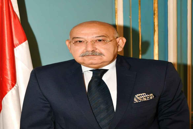 أ.د هشام تمراز نائباً لرئيس جامعة عين شمس لشئون خدمة المجتمع وتنميه البيئة